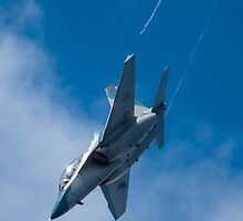 Aermacchi M-346 Dives by TomGreenPhotos