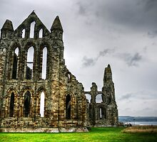 Whitby Abbey  by Ms-Bexy