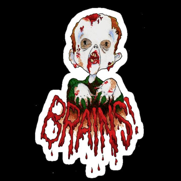 BRAINS!!! by Bantambb