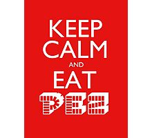 Keep Calm and Eat PEZ Photographic Print