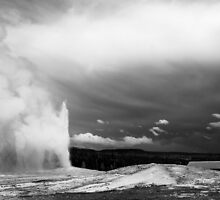 Old Faithful by Trent Sizemore