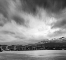 Big Snow - Tasman and Wellington by Ben Short