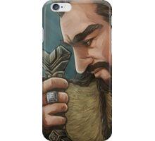 The Hobbit - Thorin Oakenshield iPhone Case/Skin