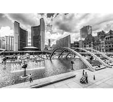 Nathan Phillips Square Photographic Print