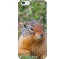 The Ground Squirrel iPhone Case/Skin
