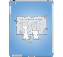 Taking Over the World iPad Case/Skin