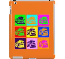 Bus to Nowhere iPad Case/Skin