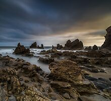 Rocky Southern California Beach 4 by larrymarshall