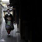 Kyoto Laneway by Sam Ryan
