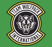 Team Wolfpack International  by hanelyn
