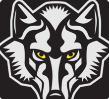 Team Wolfpack International  Sticker