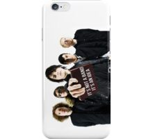 It's not a band, It's an idea. iPhone Case/Skin