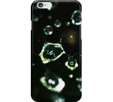 Web Droplets iPhone Case/Skin