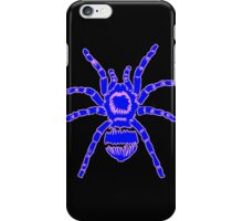 Tarantula! Blue and Purple iPhone Case/Skin