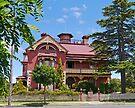 Stannum House, Tenterfield, Queensland, Australia by Margaret  Hyde