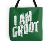 I am Groot Shirt Tote Bag
