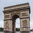Arc de Triomphe by Pravine Chester