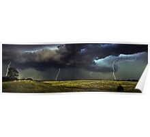 Plains of Thunder [Prints, iPhone/iPod cases] Poster