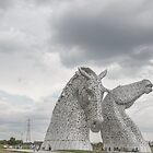 KELPIES 5 - Falkirk by Paul Campbell  Photography