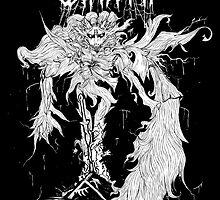 Dark Wraith Metal Design by MrValentine0