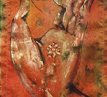 mudra by Tilly Campbell-Allen