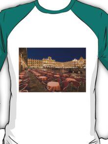 Mayor square, Salamanca T-Shirt