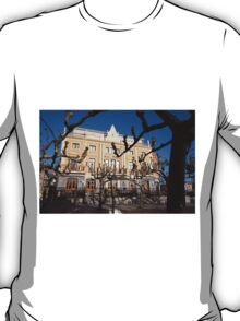 Square in Portugalete T-Shirt
