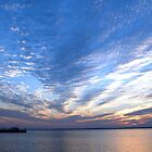 Sunset on the Bay by nastruck