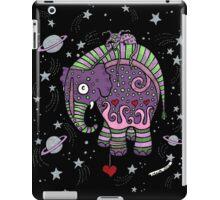 Interstellar Elephant Tee iPad Case/Skin
