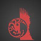 House Targaryen by Badgereen