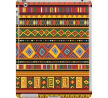 Ethnic Colorful Pattern Africa Art iPad Case/Skin