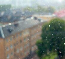 Rain through sunshine by novikovaicon