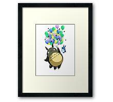 Totor Framed Print