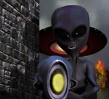 Evil Aliens by mdkgraphics