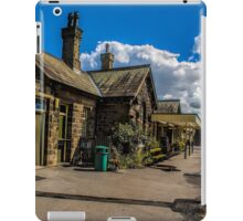 The Station Platform iPad Case/Skin
