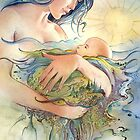 GAIA - Mather and Child by Anna Ewa Miarczynska