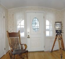 360 view of the front hall by wolftinz