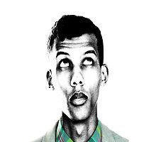 Stromae by oeufmollet