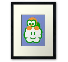 Lakitu - Sky Guy Framed Print