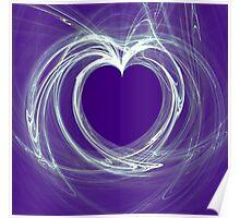 heart-chakra Poster