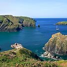 A Cornish panorama by Steve plowman
