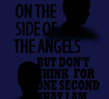 Side of the Angels Sherlock by rwang