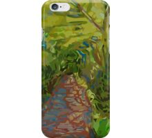 Path Looking Forward iPhone Case/Skin