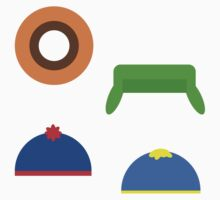 South Park Minimalist Kids Clothes