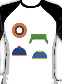 South Park Minimalist T-Shirt