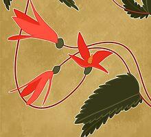 Begonias by bellalysew