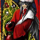 Black Butler - Christmas tree by Furiarossa