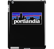 Portlandia iPad Case/Skin