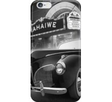 Casablanca Premier iPhone Case/Skin