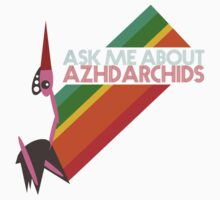 Ask Me About Azhdarchids (light version) by panaves